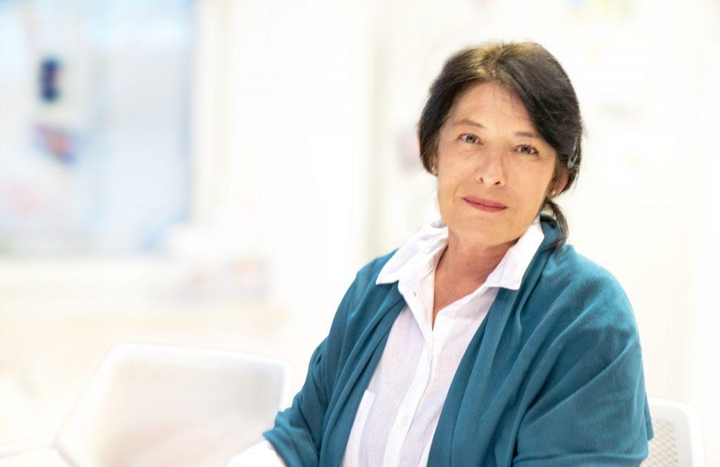 Sabine Neuper, Gesundheitsberaterin für Unternehmen
